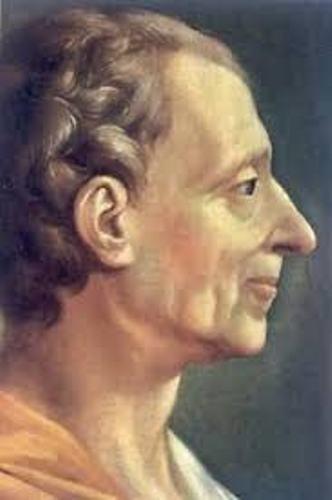 Baron de Montesquieu Pic
