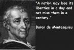 10 Facts about Baron de Montesquieu