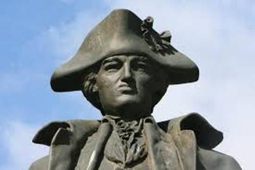 Baron von Steuben Image