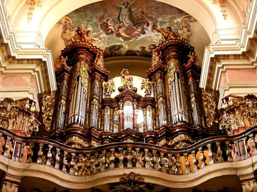 Baroque Period Facts