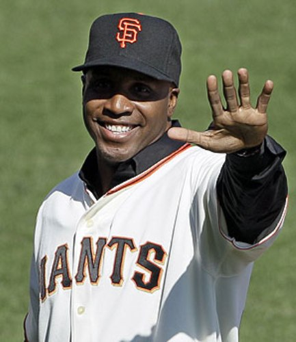Barry Bonds Facts