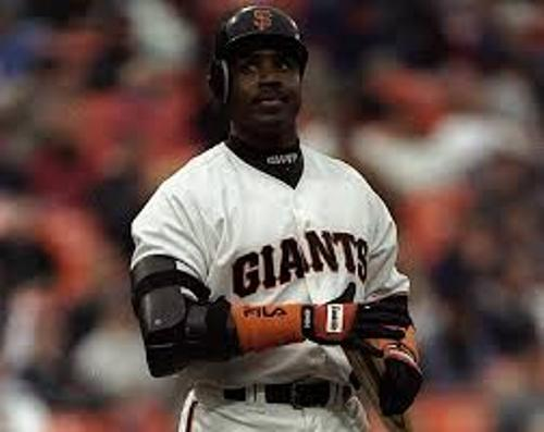 Barry Bonds Pic