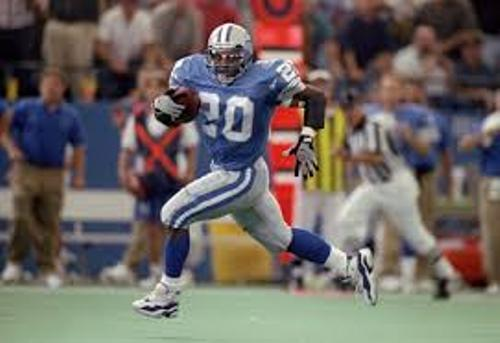 Barry Sanders Facts