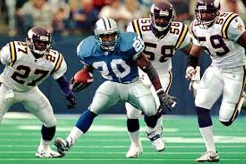 Barry Sanders Pic