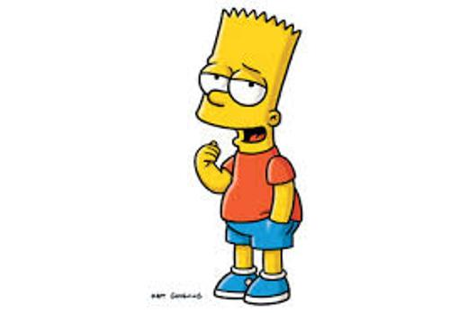 Bart Simpson Facts