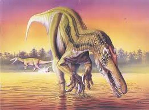 Baryonyx Picture