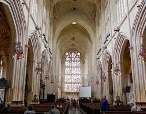 Bath Abbey Facts