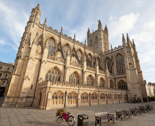 Bath Abbey Pic