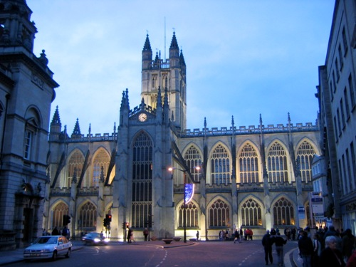 Bath Abbey Picture