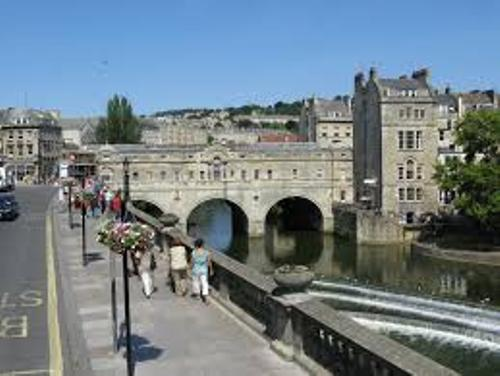 Bath England Pic