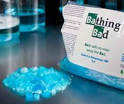10 Facts About Bath Salts Fact File