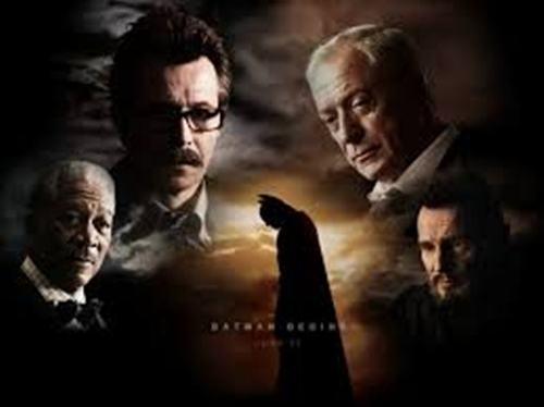 Batman Begins Cast