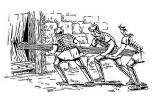 Battering Ram Siege