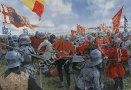 Battle of Bosworth Facts