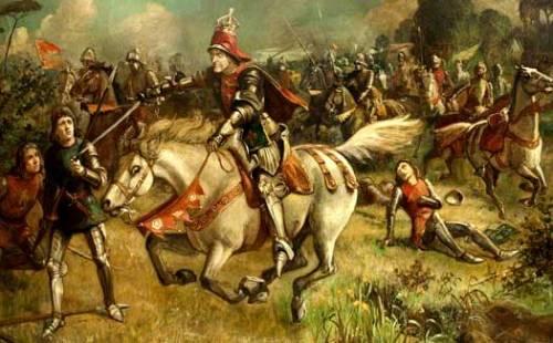 Battle of Bosworth History