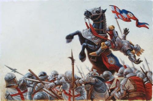 Battle of Bosworth Pic