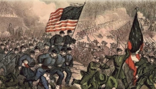 Battle of Bull Run Image