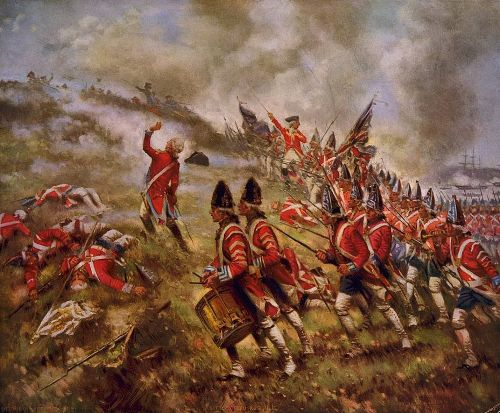 Battle of Bunker Hill Pic