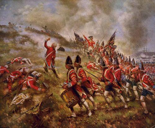 Battle of Bunker Hill Pic
