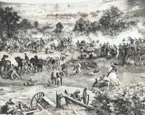 Battle of Gettysburg Pic