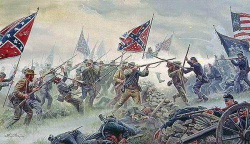 Battle of Gettysburg Pictures