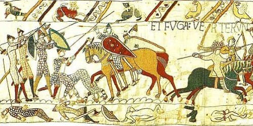 Battle of Hastings Pic