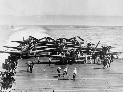 Battle of Midway Facts