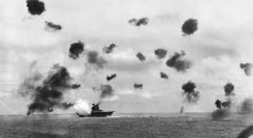 Battle of Midway Pic