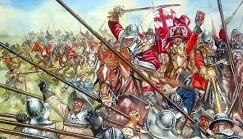 Battle of Naseby Image