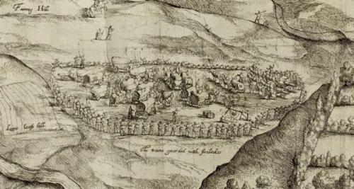 Battle of Naseby Pic