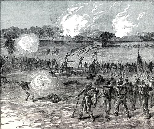 Battle of Petersburg Pic
