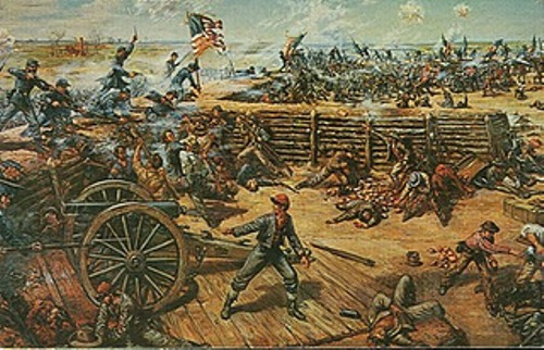 Battle of Petersburg Picture