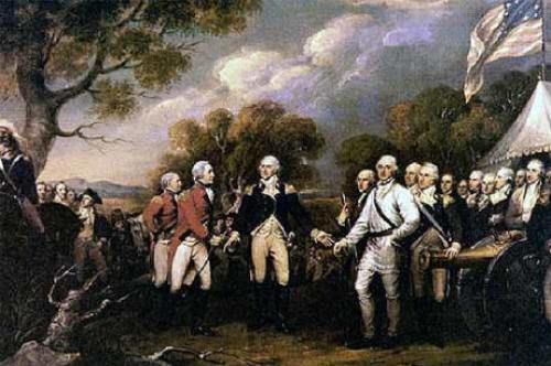 8 Facts About Battle Of Saratoga Fact File