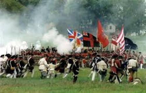 Battle of Saratoga Pic