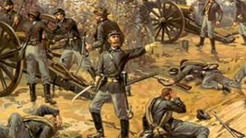 Battle of Shiloh Pic