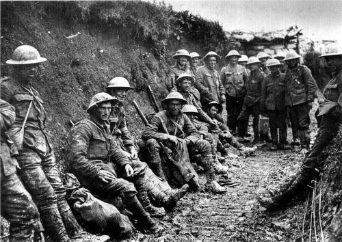 Battle of Somme Facts
