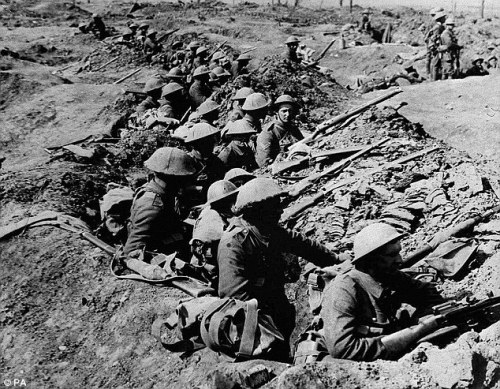 Battle of Somme Images