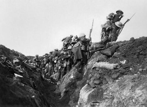 Battle of Somme Picture