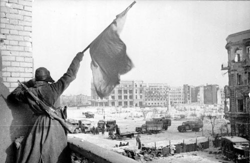 Battle of Stalingrad Pic