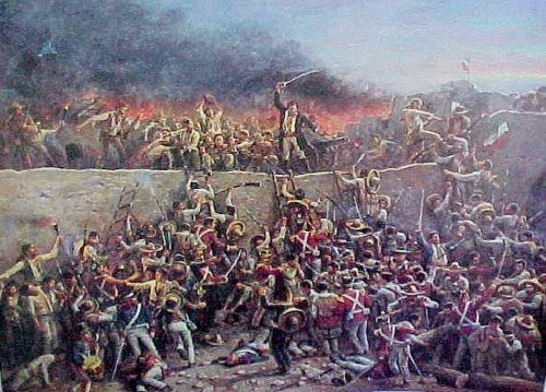 Battle of The Alamo Facts