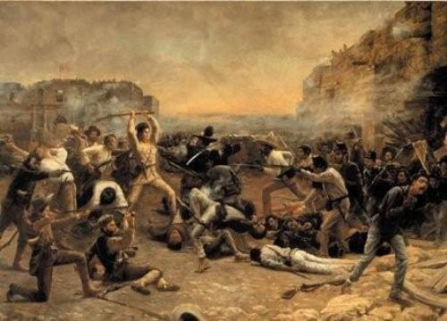 Battle of The Alamo Image
