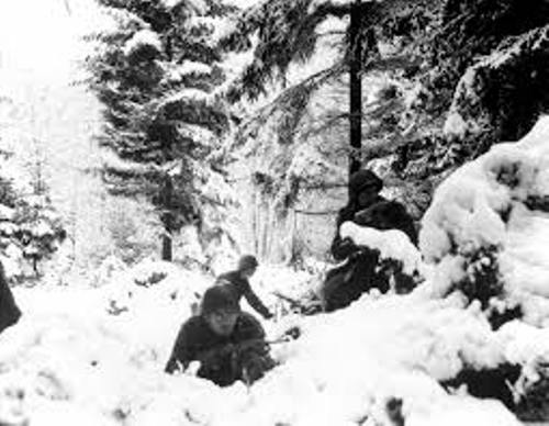 Battle of The Bulge Images