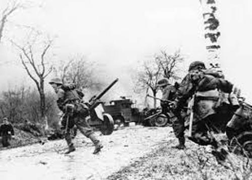 Battle of The Bulge Picture