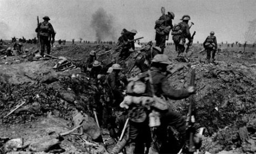 Battle of The Somme Facts