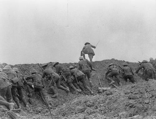 Battle of The Somme Pic