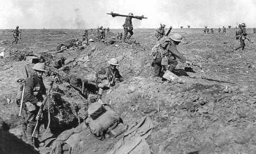 Battle of The Somme Picture