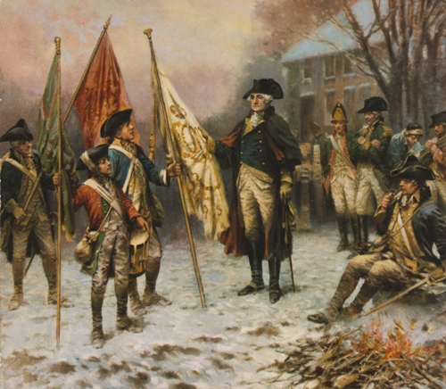 Battle of Trenton Image
