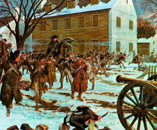 Battle of Trenton Pic