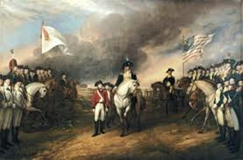 Battle of Yorktown Image