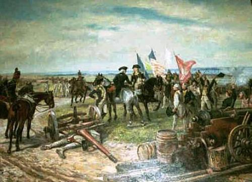 Battle of Yorktown US